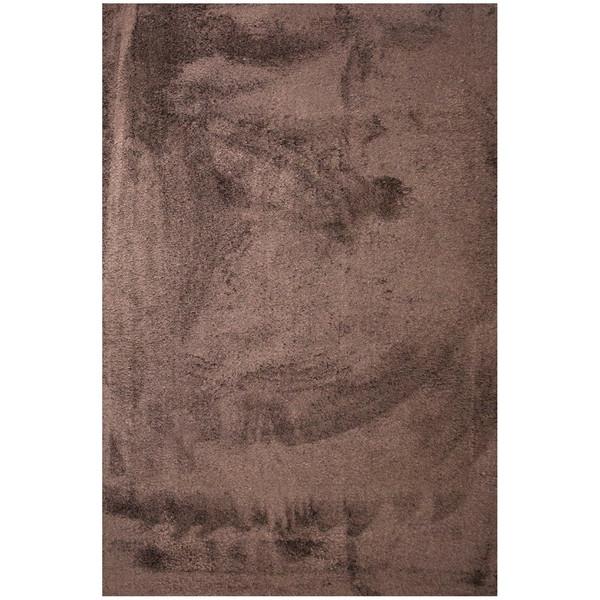 فرش ماشینی شاهکار مشهد طرح آیدین شگی سارای 91000 زمینه قهوه ای