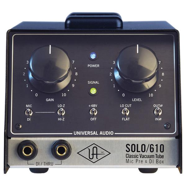 پری آمپلی فایر یونیورسال آدیو مدل SOLO-610