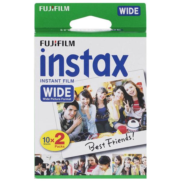 فیلم چاپ سریع فوجی فیلم مدل Instax Wide 2x10