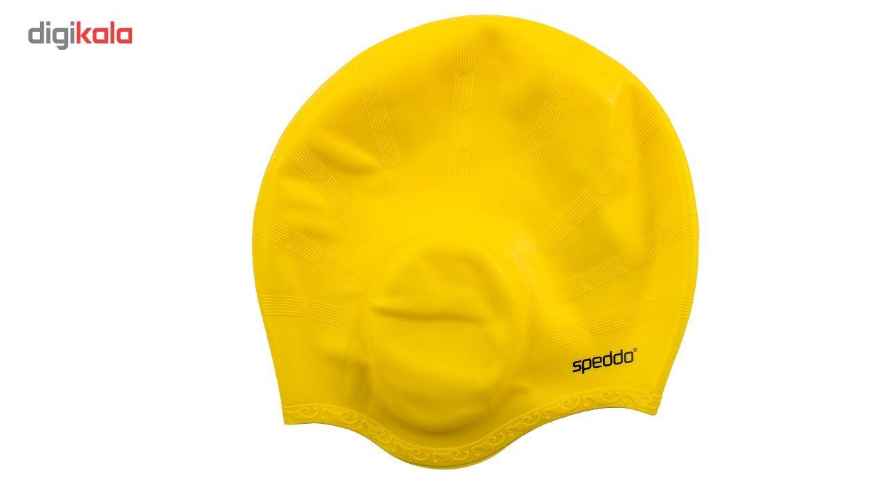 کلاه شنا واته مدل Silicon Cap main 1 6