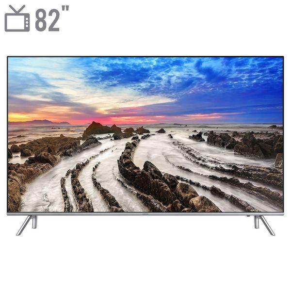 تلویزیون ال ای دی هوشمند سامسونگ مدل 82MU8990 سایز 82 اینچ