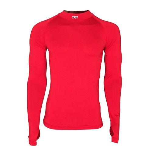 پیراهن مردانه 1991 اس دبلیو مدل Base Layer Long Red