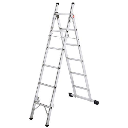 نردبان شش پله هایلو مدل L80-1212601