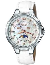 ساعت مچی عقربه ای زنانه کاسیو مدل SHE-3045L-7AUDR -  - 2