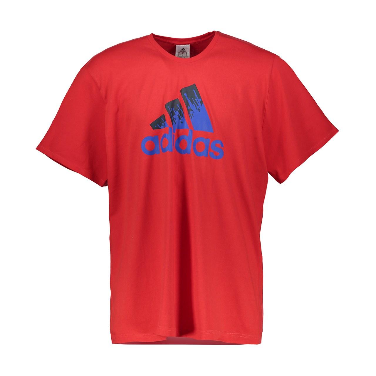 تی شرت  مردانه  ادیداس مدل AH0223