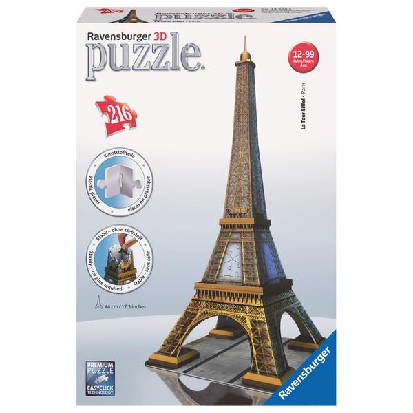 پازل 216 تکه راونزبرگر مدل Eiffel Tower