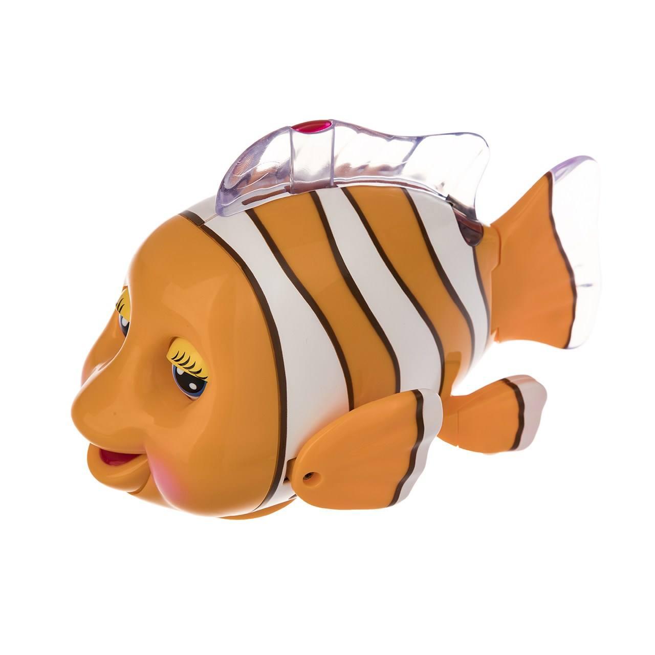 بازی آموزشی هولی تویز مدل Clever Clownfish