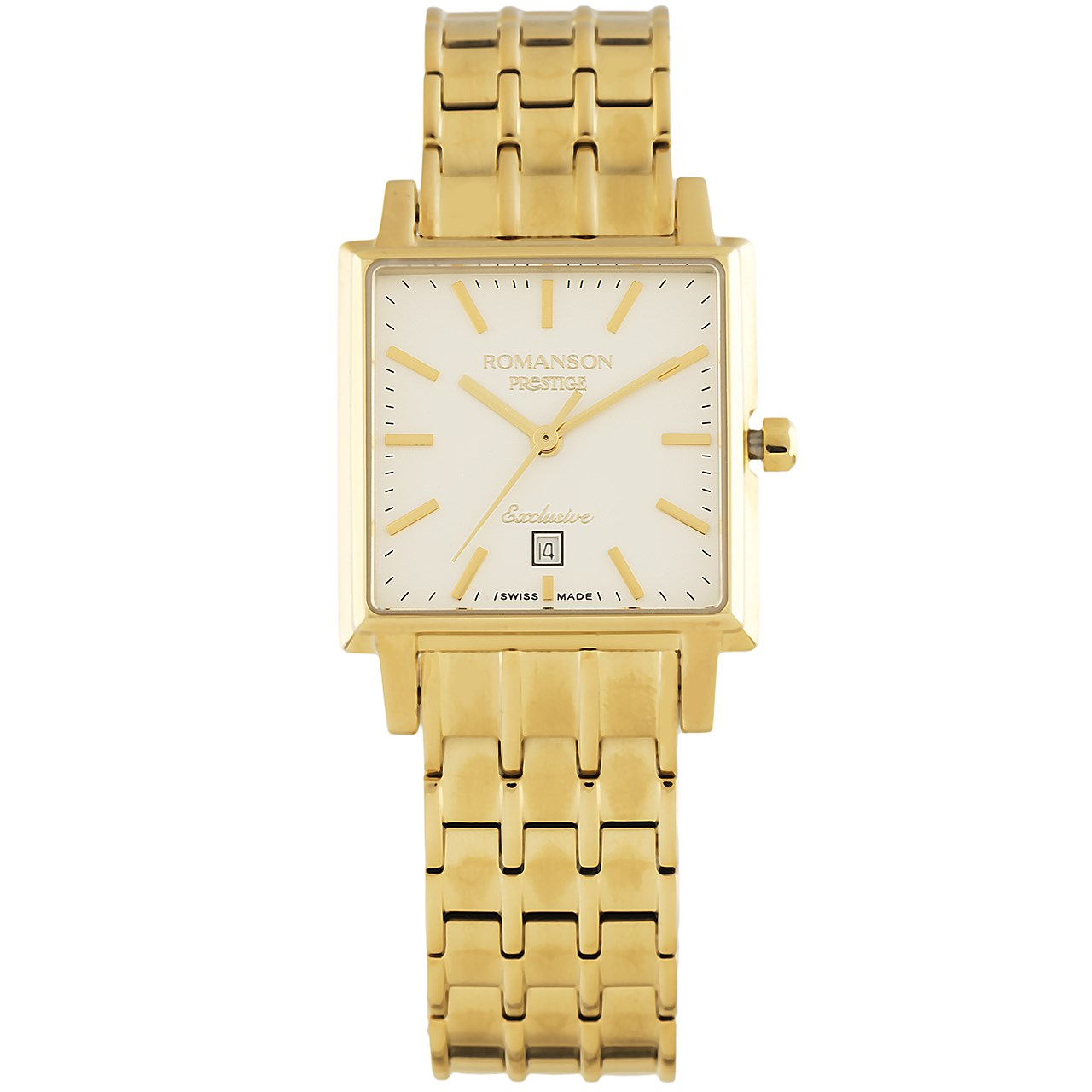 ساعت مچی عقربه ای زنانه رومانسون مدل TM3260LL1GAS1G