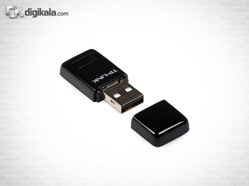 کارت شبکه بیسیم و USB تی پی-لینک مدل TL-WN823N