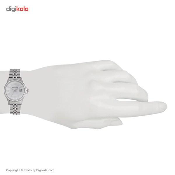 ساعت مچی عقربه ای مردانه رومانسون مدل TM0361QM1WAS2W