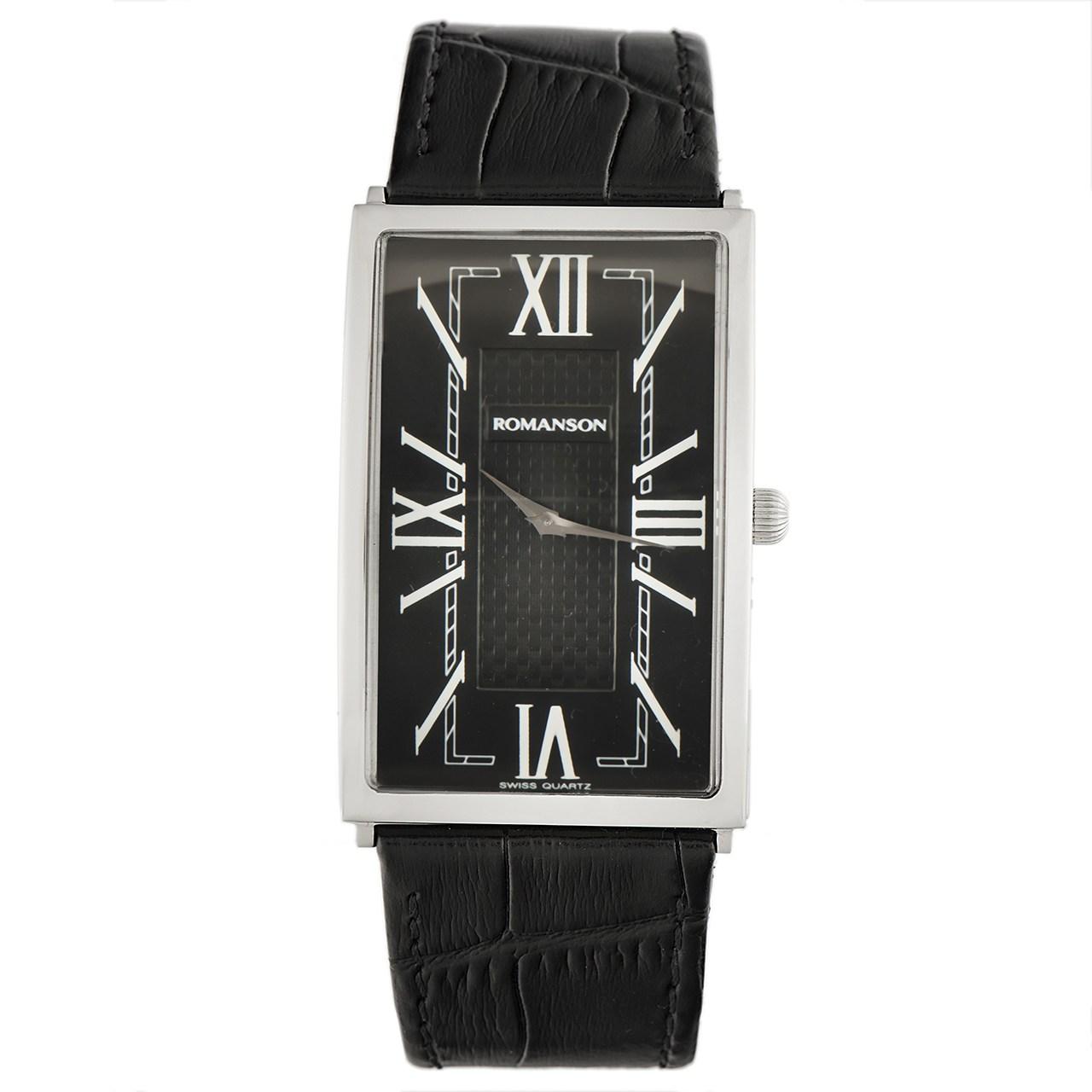 ساعت مچی عقربه ای مردانه رومانسون مدل TL9252MM1WA37W