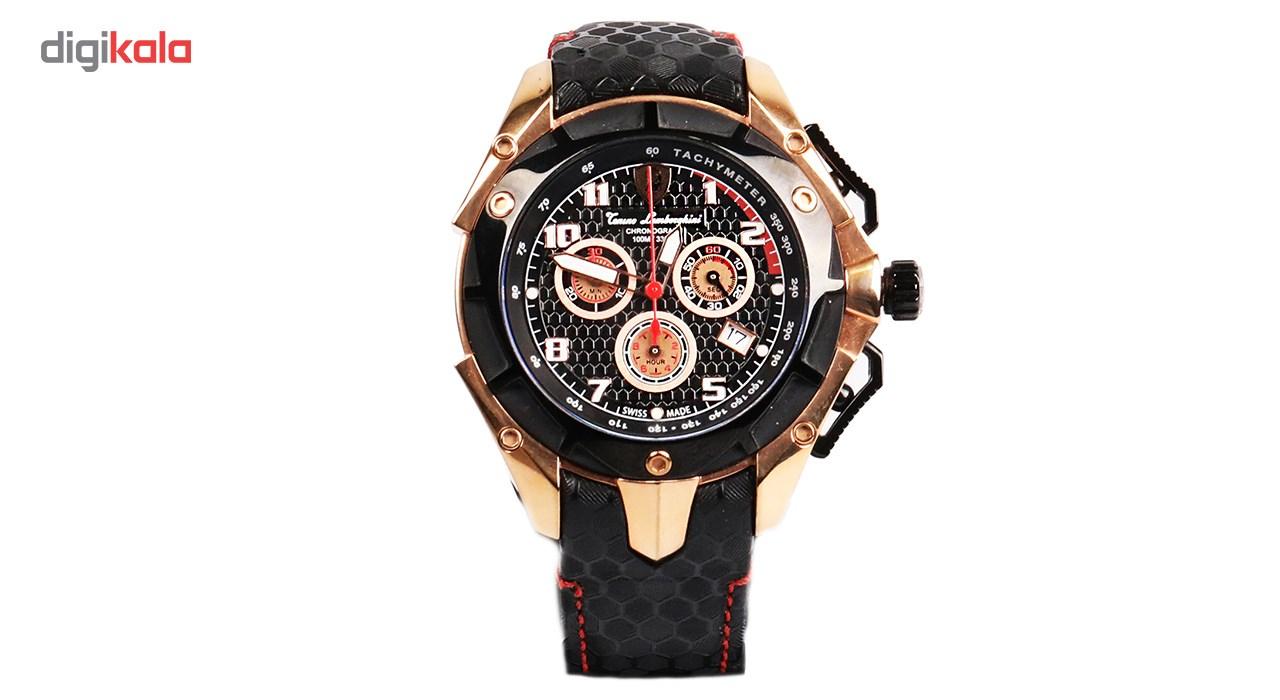 خرید ساعت مچی عقربه ای مردانه تونینو لامبورگینی مدل TL-3404