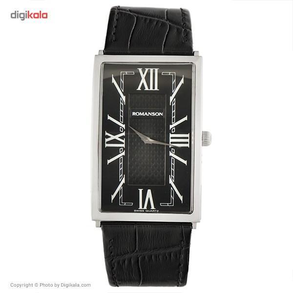 خرید ساعت مچی عقربه ای مردانه رومانسون مدل TL9252MM1WA37W