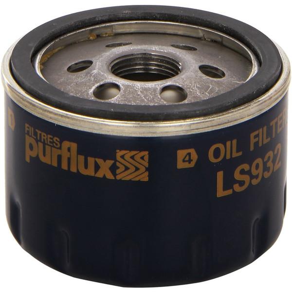 فیلتر روغن خودروی پرفلاکس مدل LS932 مناسب برای رنو مگان