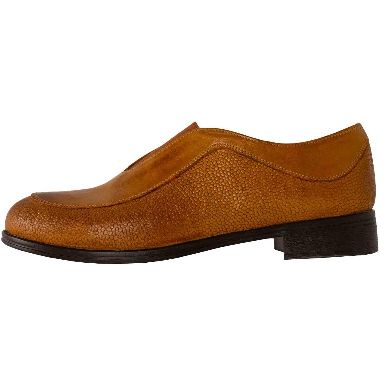 کفش زنانه پارینه چرم مدل show64-1