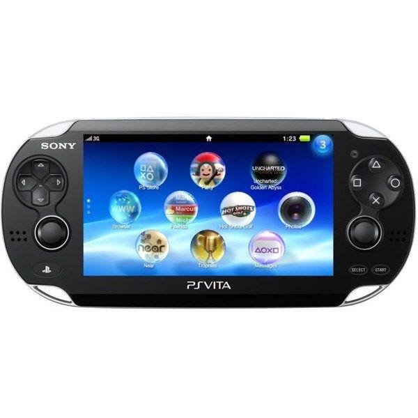 کنسول بازی سونی PS Vita Wi-Fi-3G