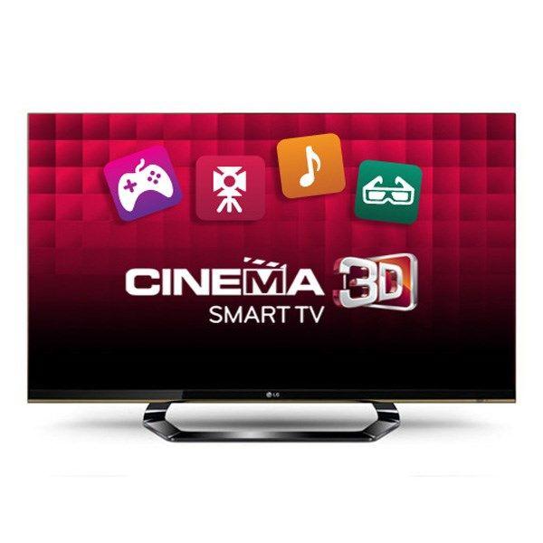 تلوزیون ال ای دی هوشمند ال جی مدل 47LM64100 سایز 47 اینچ
