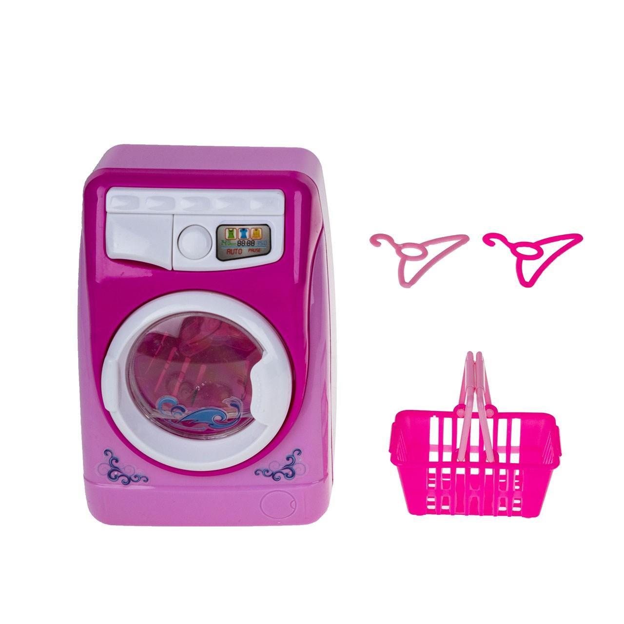 ماشین لباسشویی اسباب بازی مدل Mini Dream Kitchen YH129-3