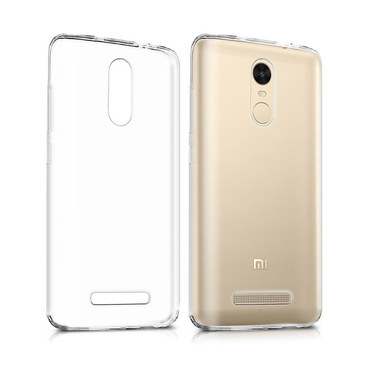 قاب ژله ای شیشه ای مناسب برای گوشی موبایل Xiaomi Redmi Note 3