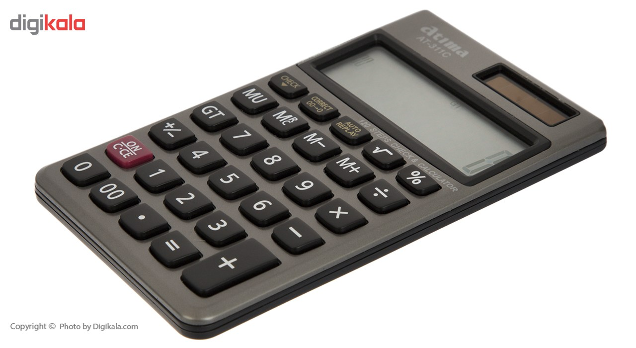 قیمت                      ماشین حساب آتیما مدل AT-311C