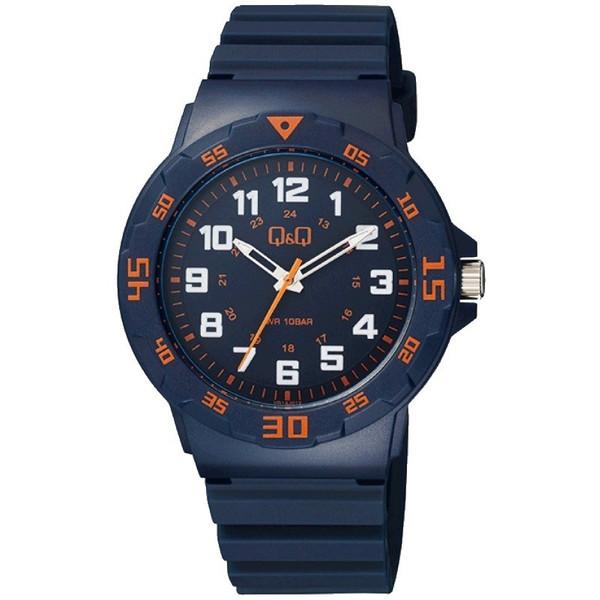 ساعت مچی عقربه ای پسرانه کیو اند کیو مدل VR18J012Y