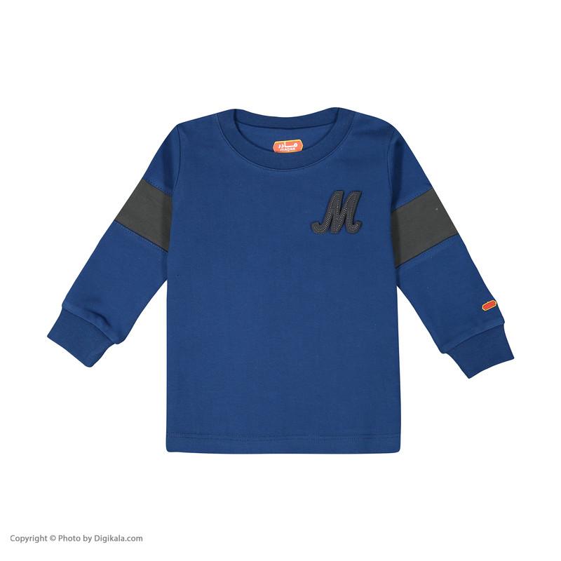 ست تی شرت و شلوار پسرانه مادر مدل 317-79