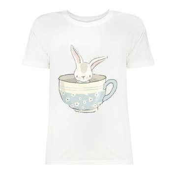 تی شرت زنانه کد SK0004-35