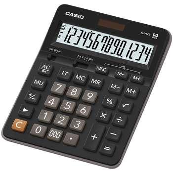 ماشین حساب کاسیو مدل GX-14B