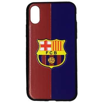 کاور Boter مدل FC Barcelona مناسب برای گوشی موبایل اپل آیفون X