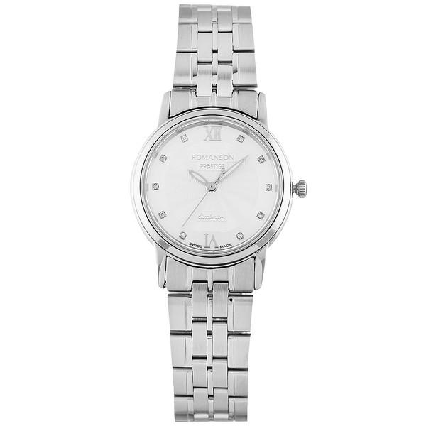 ساعت مچی عقربه ای زنانه رومانسون مدل TM3257LL1WAS2W