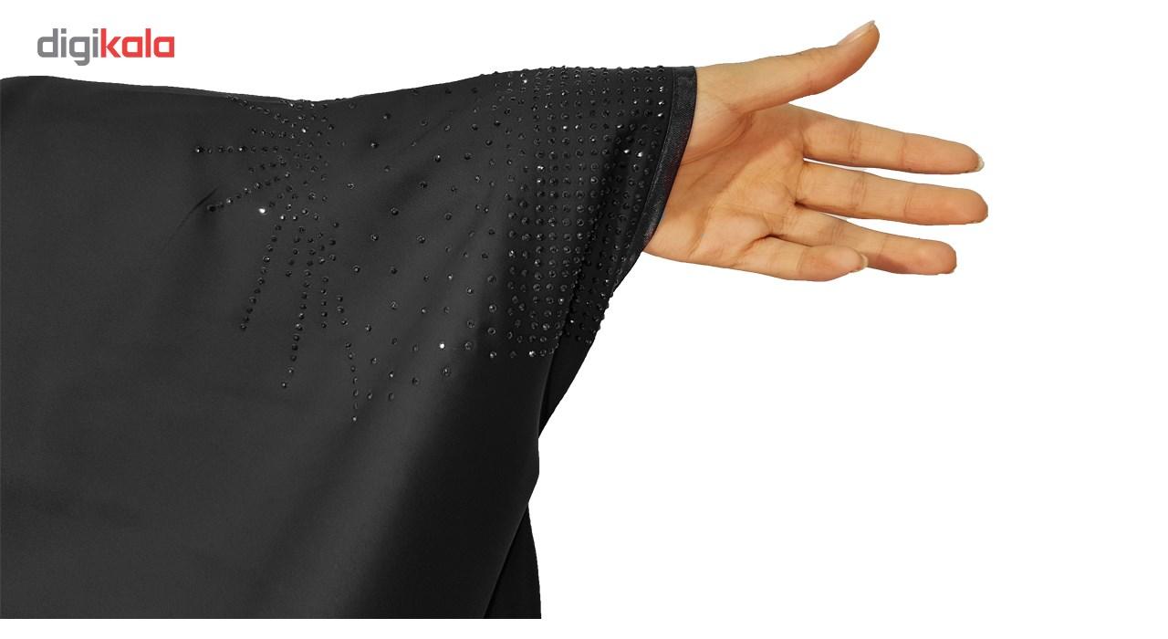 چادر دانشجویی سنگدوزی حجاب حدیث کد 121