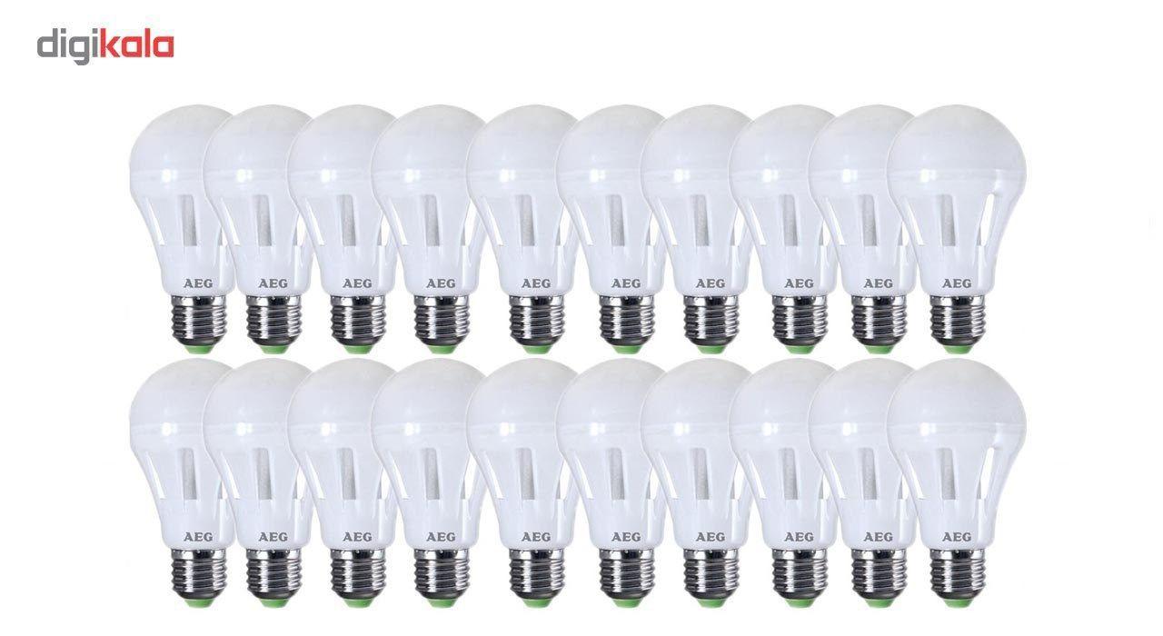 لامپ ال ای دی 10 وات آاگ مدل LK-N1000 پایه E27 بسته 20 عددی main 1 1