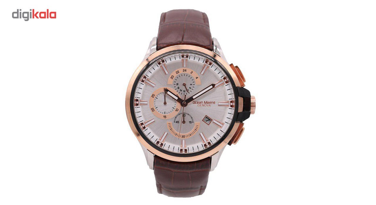 خرید ساعت مچی عقربه ای مردانه اوشن مارین مدل Z-318Gc1