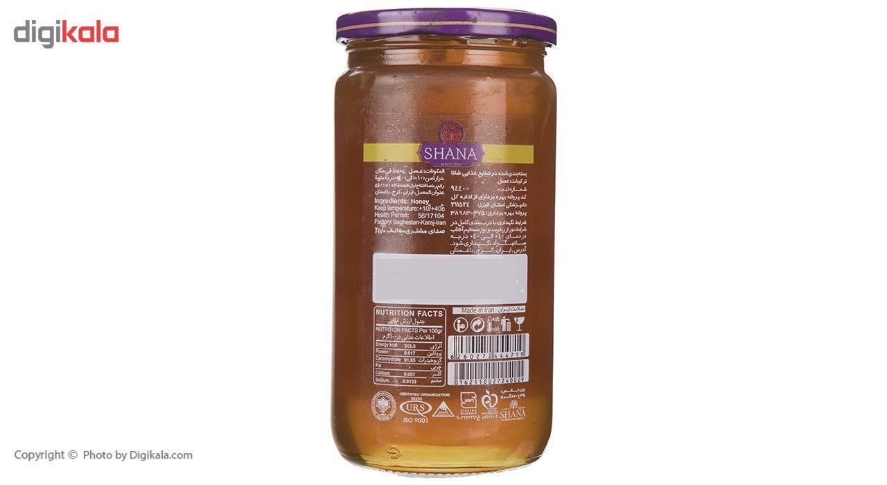 عسل طبیعی زنبور شانا - 870 گرم main 1 3