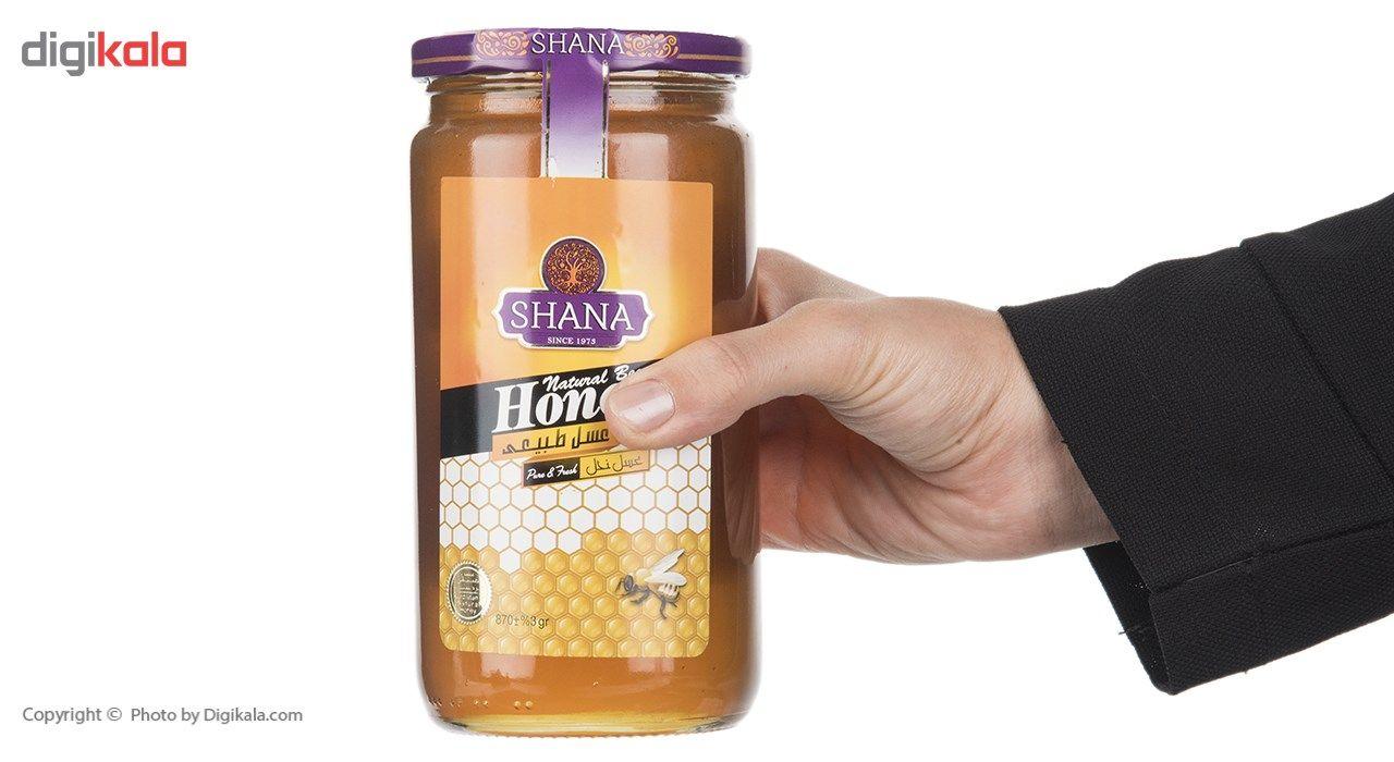 عسل طبیعی زنبور شانا - 870 گرم main 1 5