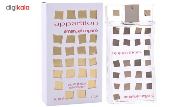 ادو پرفیوم زنانه امانوئل اونگارو مدل Apparition حجم 90 میلی لیتر