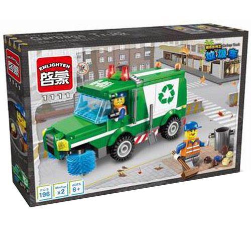 لگو بازیافت انلایتن مدل 1111 تعداد 196 قطعه