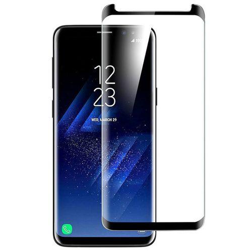 محافظ صفحه نمایش استرانگ مدل Edge Glue مناسب برای گوشی موبایل سامسونگ S9