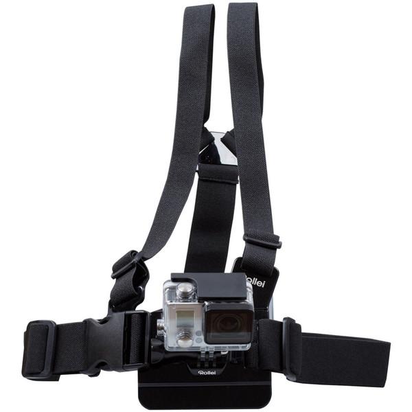 هارنس دوربین ورزشی رولی مدل Chest Mount