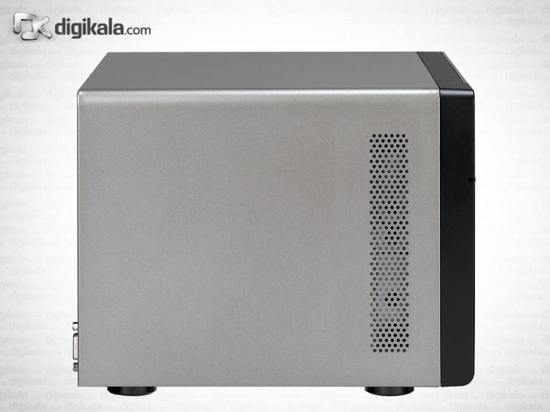 ذخیرهساز تحت شبکه کیونپ مدل TS-869 Pro