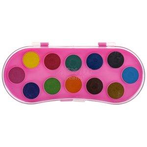 آبرنگ 12 رنگ آریا کد 1-5003