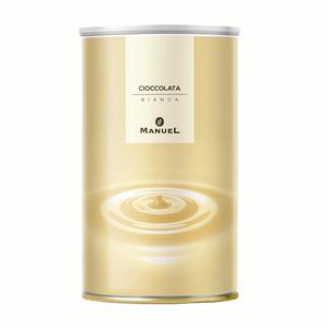 پودر شکلات   مانوئل مدل White chocolate