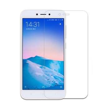 محافظ صفحه نمایش شیشه ای مدل Tempered مناسب برای گوشی موبایل شیائومی Redmi 5A