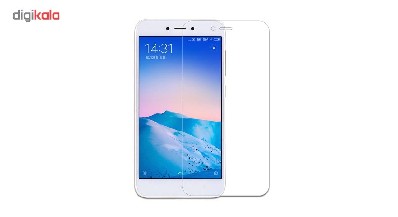 محافظ صفحه نمایش شیشه ای مدل Tempered مناسب برای گوشی موبایل شیائومی Redmi 5A main 1 1