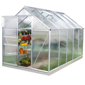 گلخانه پیش ساخته خانه سبز مدل وستا D35