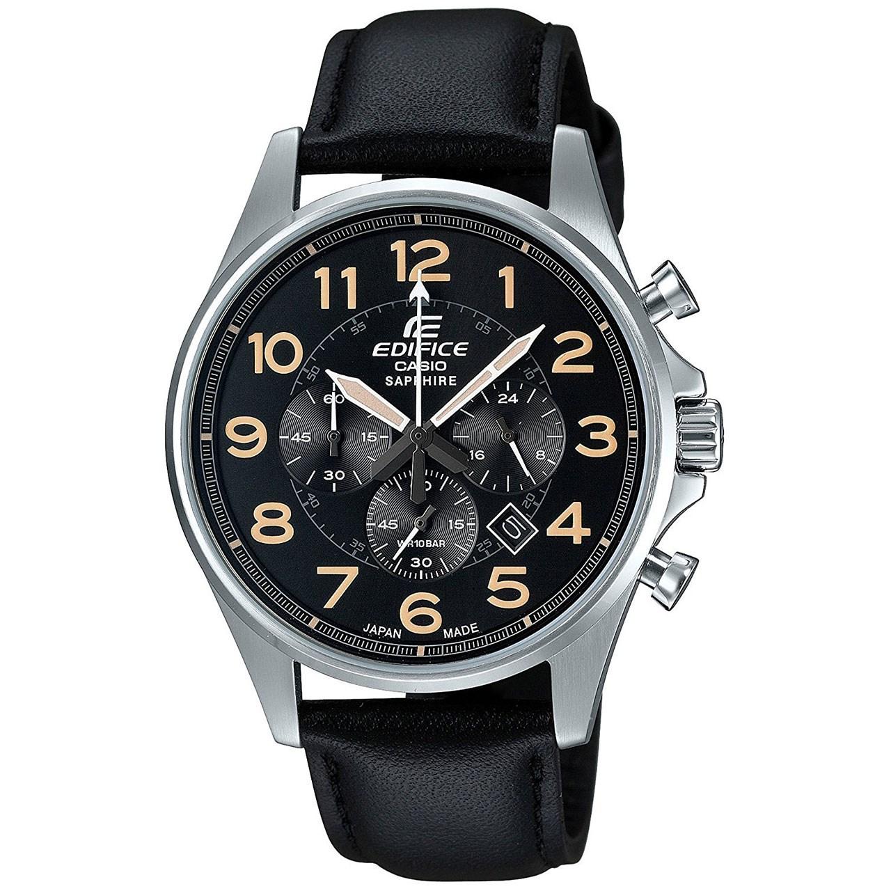 ساعت مچی عقربه ای مردانه کاسیو مدل EFB-508JL-1ADR