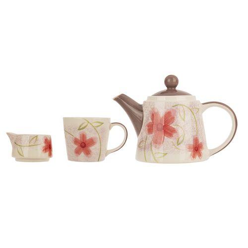 سرویس چای خوری مس مدل B418