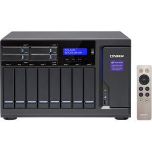ذخیره ساز تحت شبکه کیونپ مدل TVS-1282-i7-32G بدون دیسک