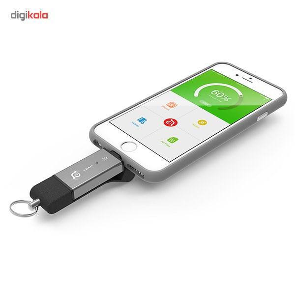 فلش مموری آدام المنتس مدل iKlips DUO ظرفیت 32 گیگابایت
