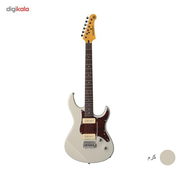 قیمت                      گیتار الکتریک یاماها مدل PAC502V              ⭐️⭐️⭐️